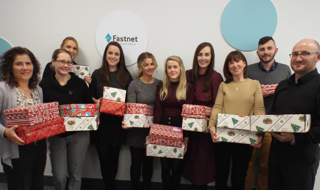 Fastnet support the less fortunate this Christmas