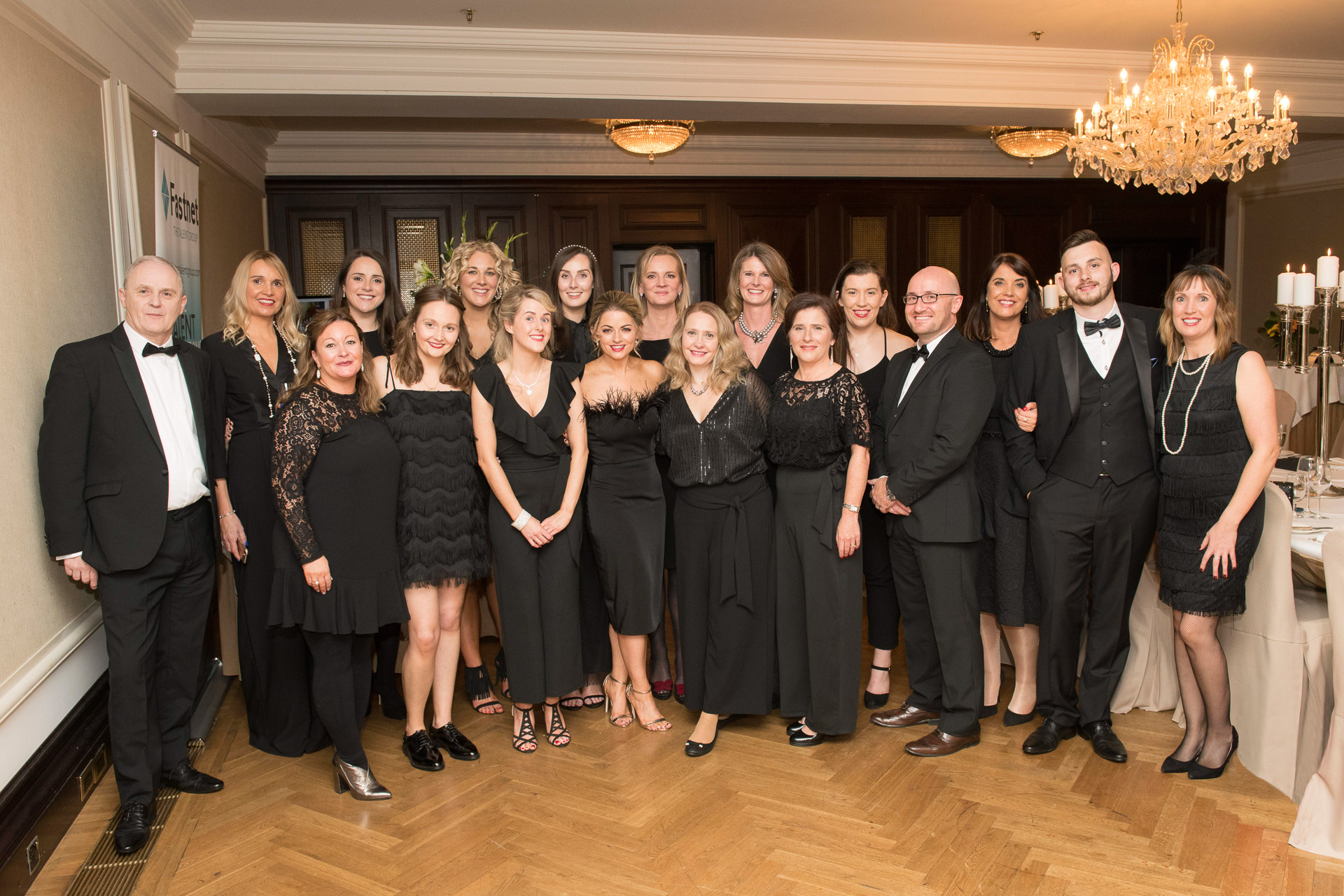 Fastnet- The Talent Group celebrating 20 years of success