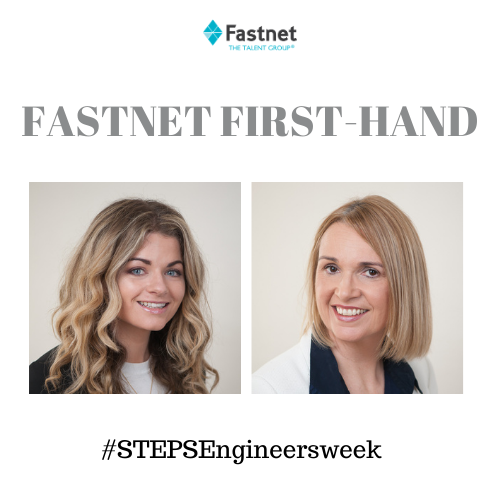 FASTNET FIRST- HAND- Engineers Week 2021